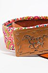 Thumbnail View 4: Austin Embroidered Western Belt