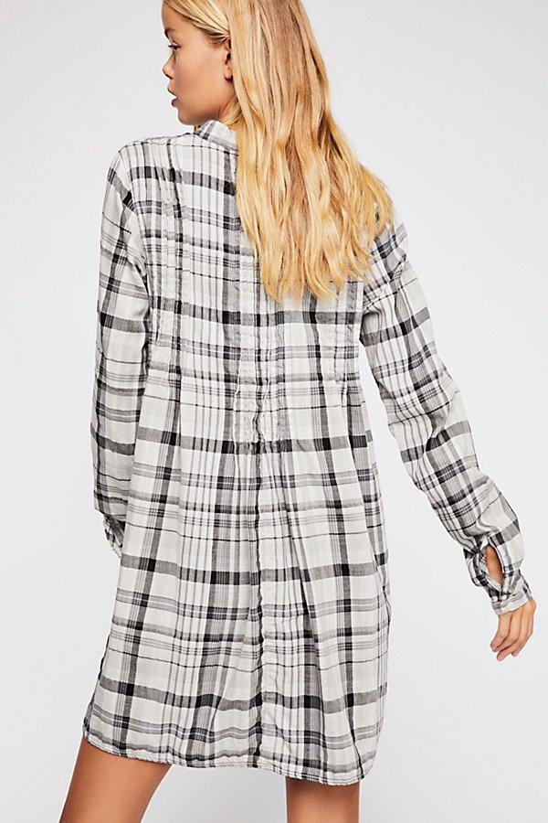 Slide View 2: Yoko Plaid Tunic