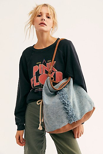 Wilhelmina Bucket Bag