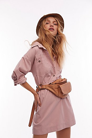 Hazel Shirt Dress
