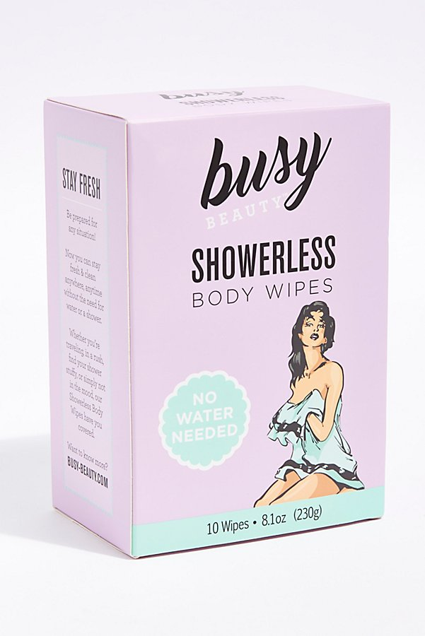 Slide View 2: Showerless Body Wipes