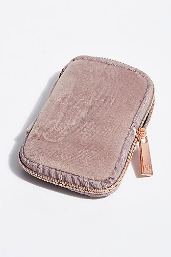 Velour Earphone Case