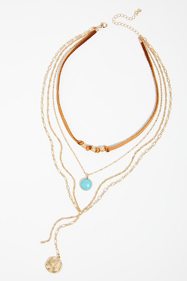 Slide View 1: Bandelero Layered Necklace