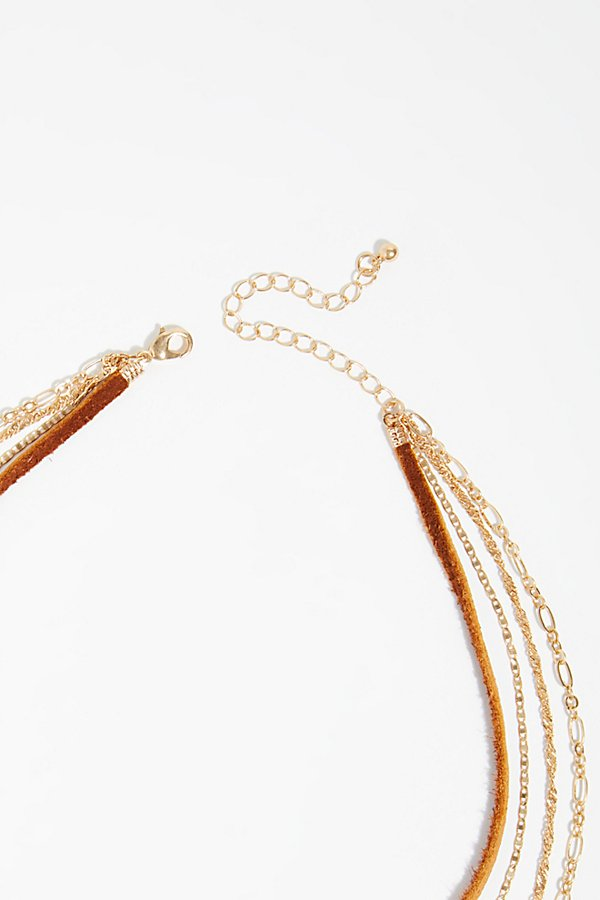 Slide View 3: Bandelero Layered Necklace