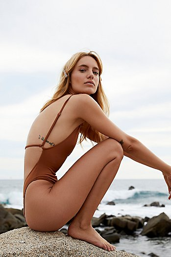 The Voyager One-Piece Swimsuit