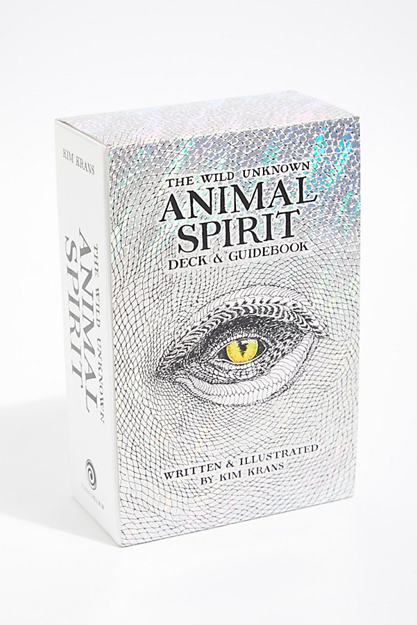 Slide View 2: The Wild Unknown Animal Spirit Deck & Guidebook