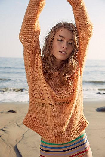 Light And Lofty Sweater