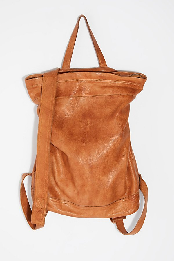Slide View 2: Arlow Leather Backpack
