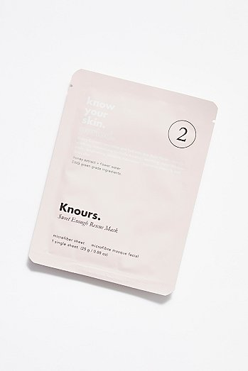 Knours. Sweet Enough Rescue Mask
