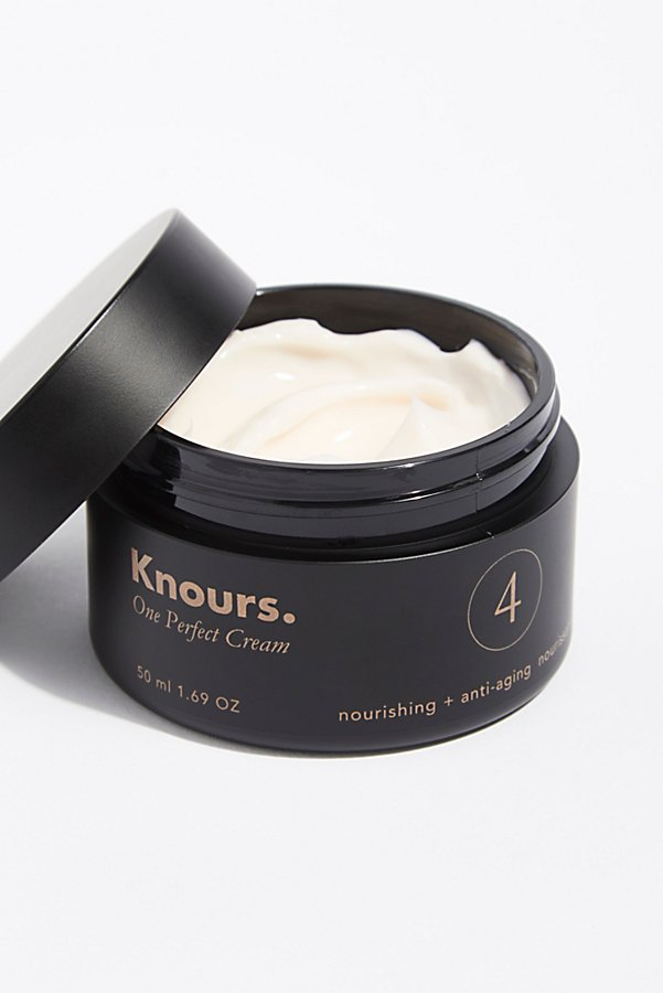 Slide View 1: Knours. One Perfect Cream