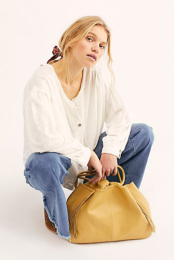 Jolene Distressed Tote