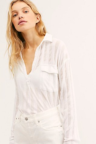 We The Free Sundown Long Sleeve by Free People