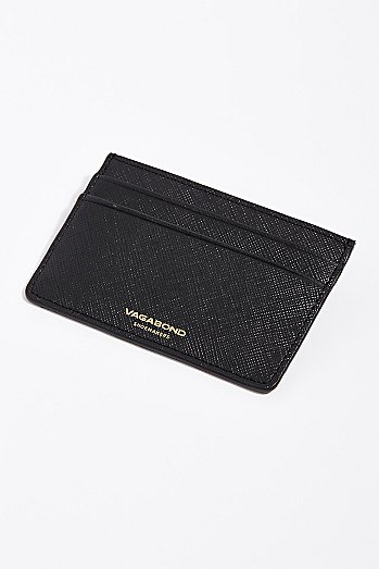 Vagabond Leather Card Case