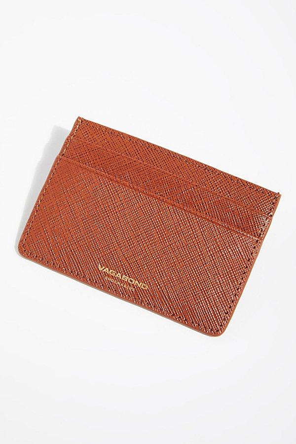 Slide View 1: Vagabond Leather Card Case