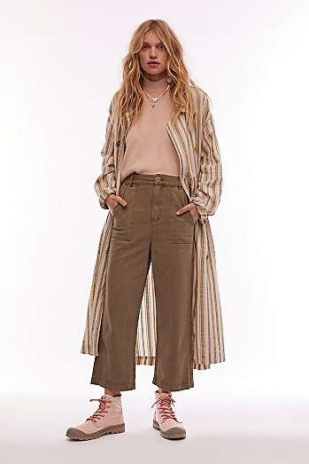 Saturday Sun Straight-Leg Trousers