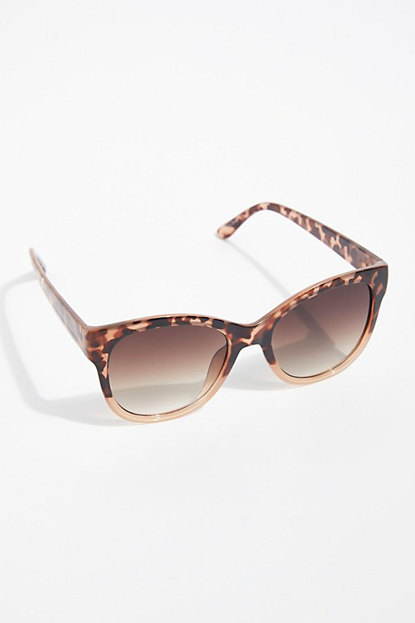 Slide View 2: Snowy Leopard Sunglasses