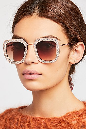 Own It Glam Sunglasses