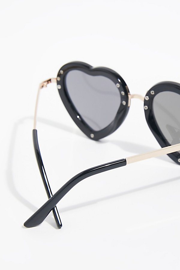Slide View 4: Steal My Heart Sunglasses