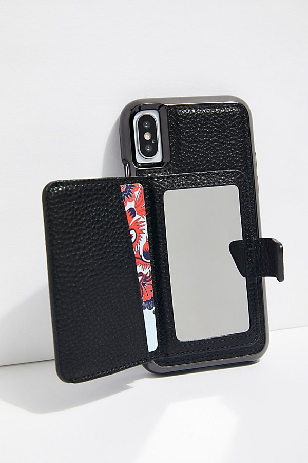 Slide View 1: Compact Mirror Phone Case