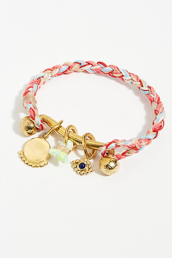 Slide View 1: Rope Trinket Bracelet