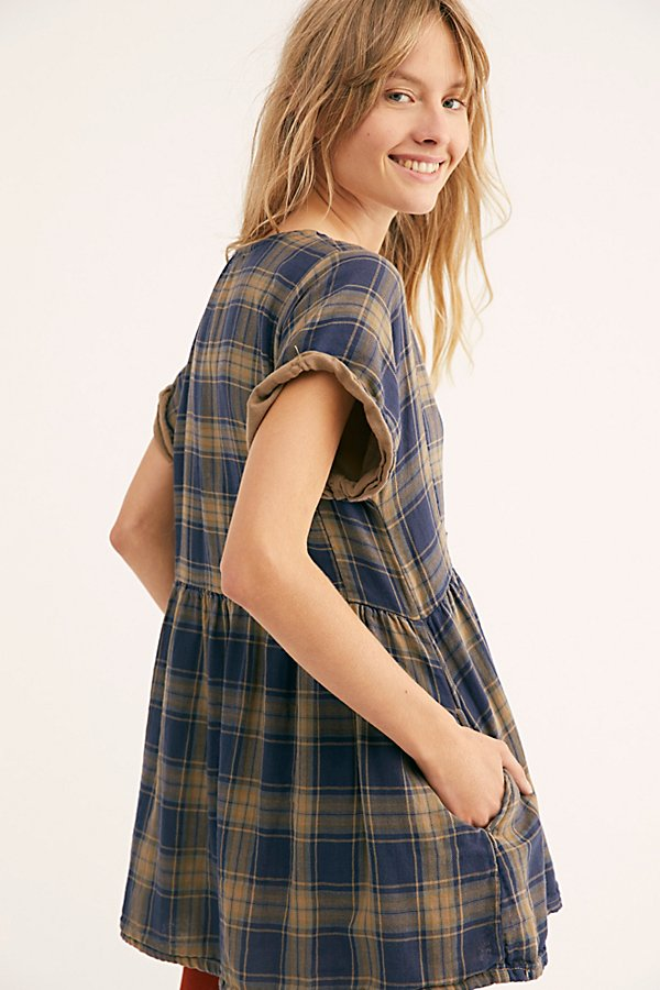 Slide View 3: Some Like It Plaid Tunic
