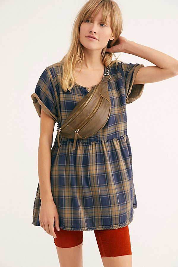 Slide View 4: Some Like It Plaid Tunic