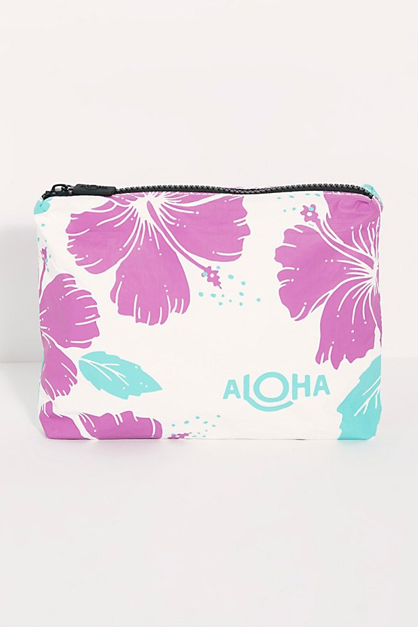 Slide View 2: Aloha Printed Pouch