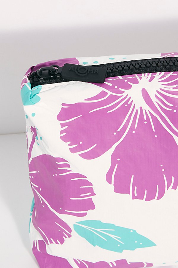 Slide View 3: Aloha Printed Pouch