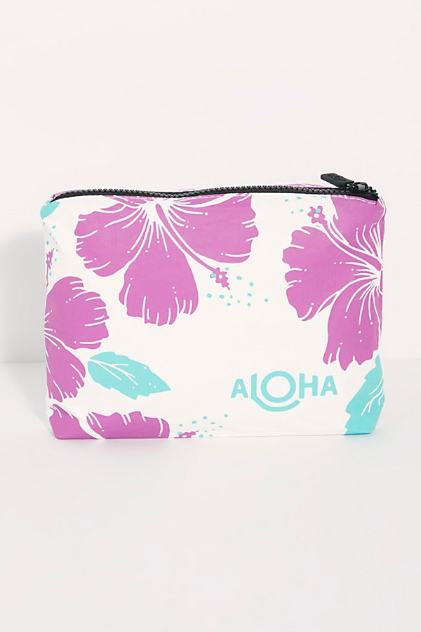 Slide View 4: Aloha Printed Pouch