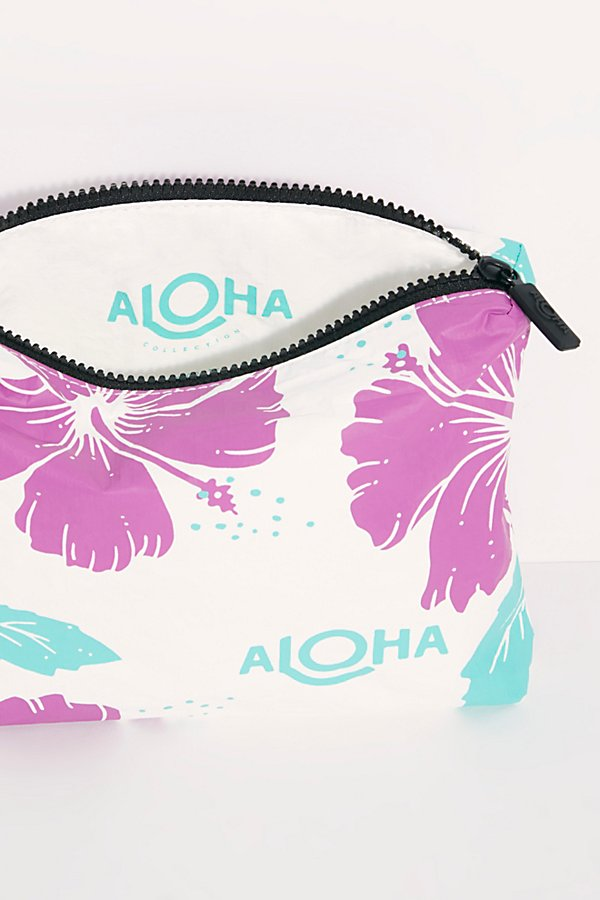 Slide View 5: Aloha Printed Pouch