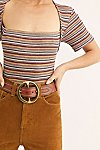 Thumbnail View 2: Ellie Retro Moto Belt