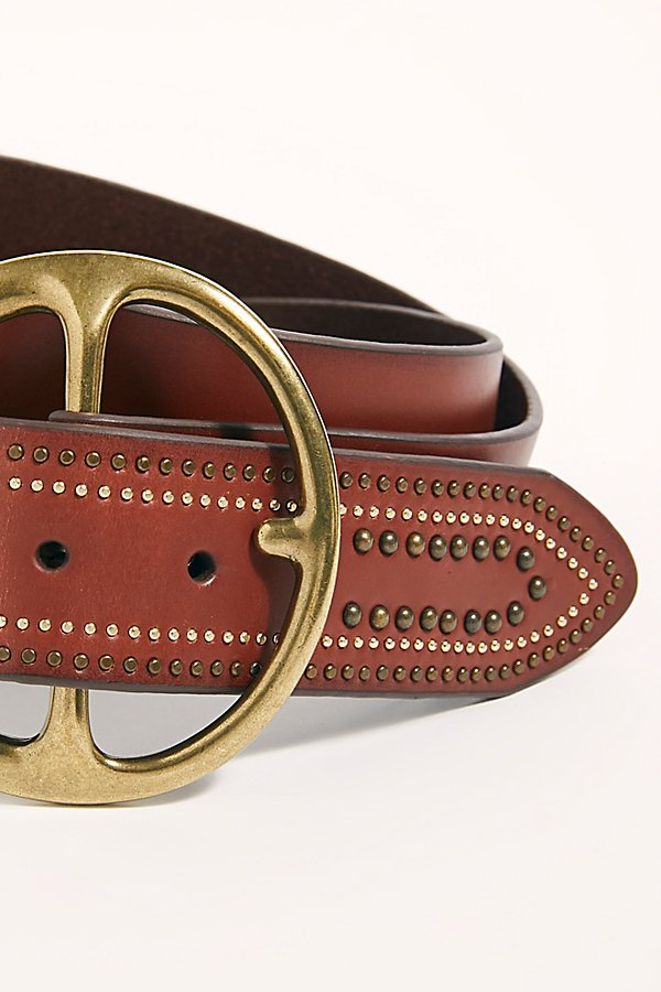 Slide View 3: Ellie Retro Moto Belt