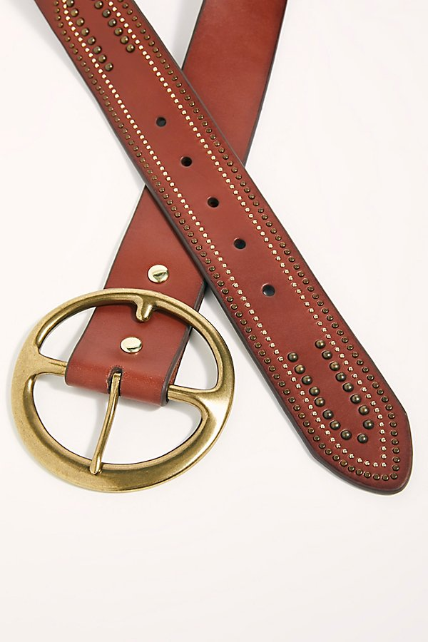 Slide View 4: Ellie Retro Moto Belt