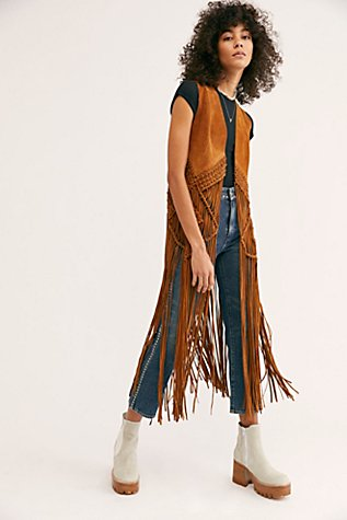 We The Free Fable Vest by Free People