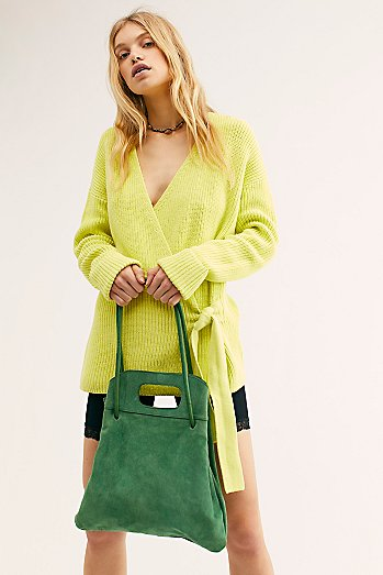Rosetta Top Handle Shoulder Bag