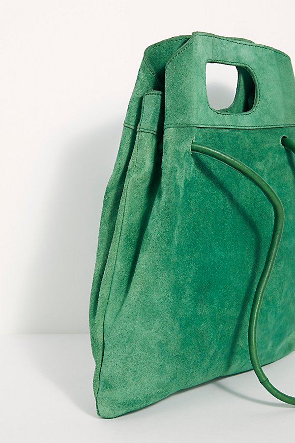 Slide View 4: Rosetta Top Handle Shoulder Bag
