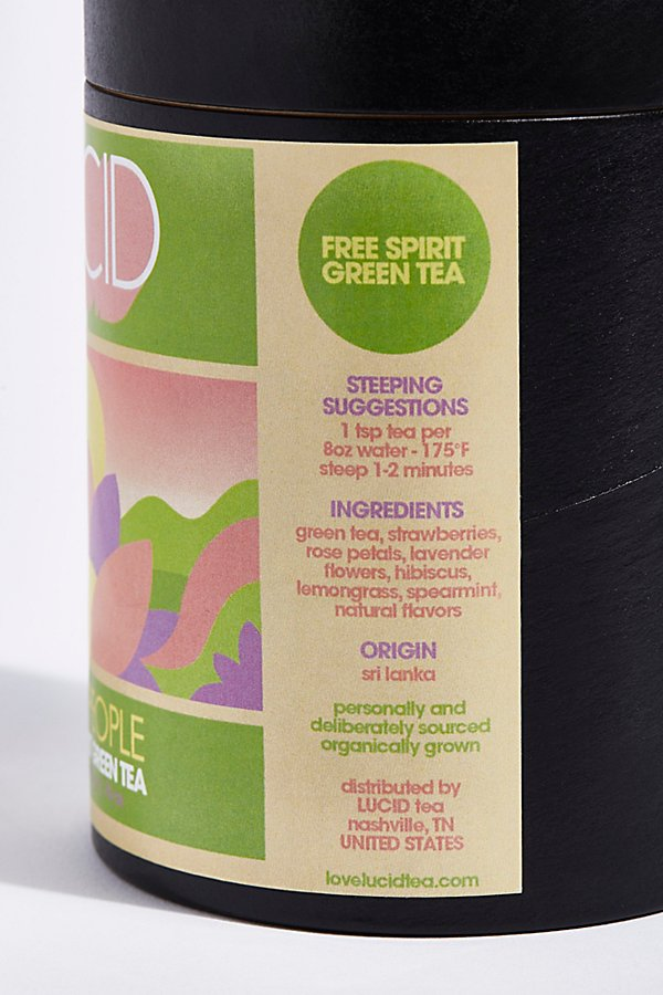 Slide View 2: LUCID X FP Free Spirit Green Tea