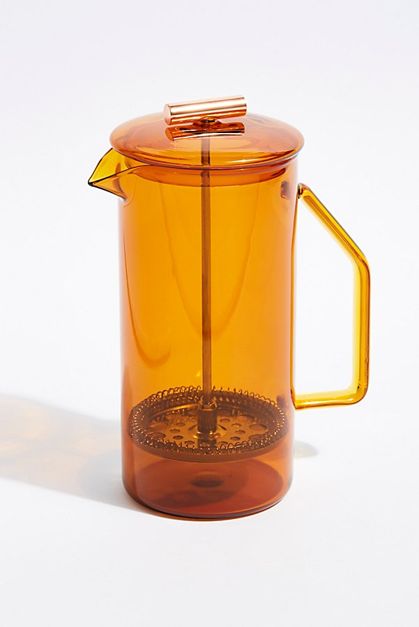 Slide View 2: YIELD 850mL Glass French Press