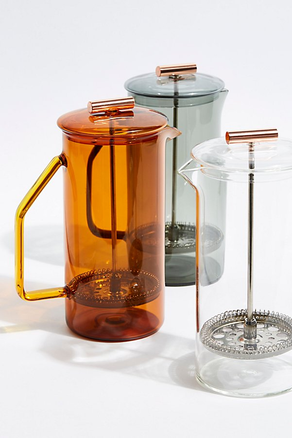 Slide View 1: YIELD 850mL Glass French Press