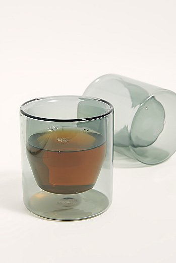 YIELD Double Wall 6oz Glasses