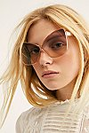 Thumbnail View 1: Shirley Oversized Sunglasses