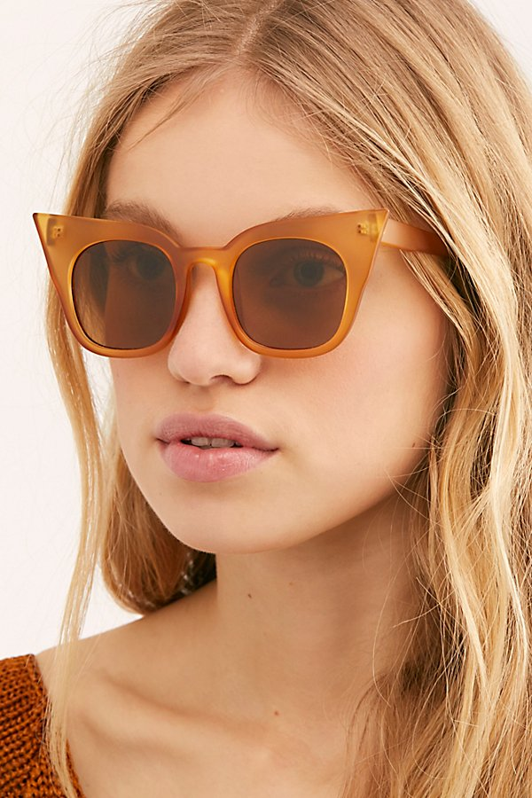 Slide View 1: Callie Cat Eye Sunglasses