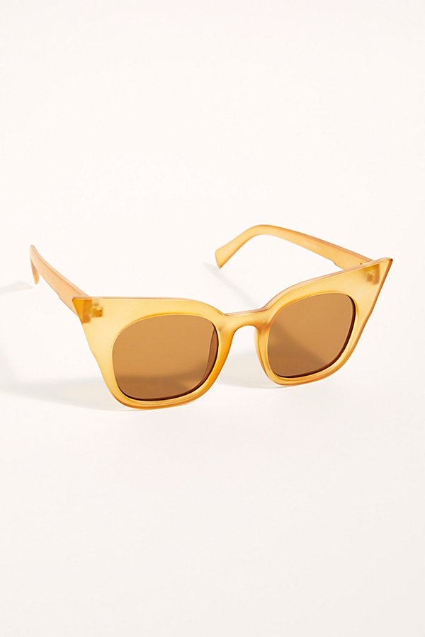 Slide View 2: Callie Cat Eye Sunglasses