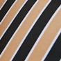 Tan / Black Stripe