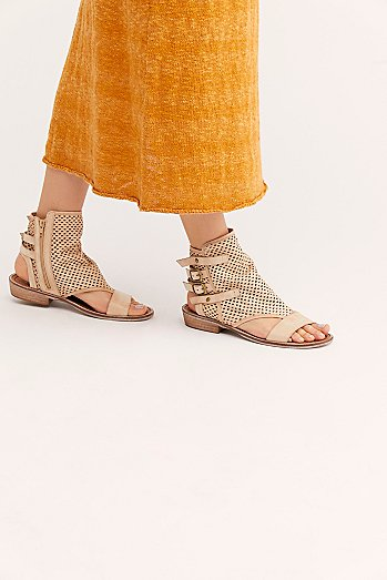 On A Whim Boot Sandal