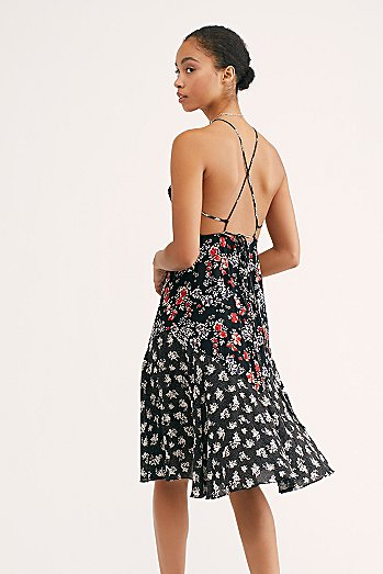 Show Stopper Printed Mini Slip