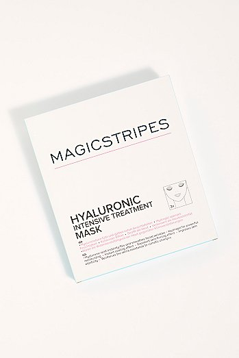 MAGICSTRIPES Hyaluronic Intensive Treatment Mask Pack