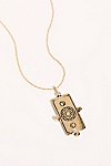Thumbnail View 3: The Moon Tarot Card Necklace