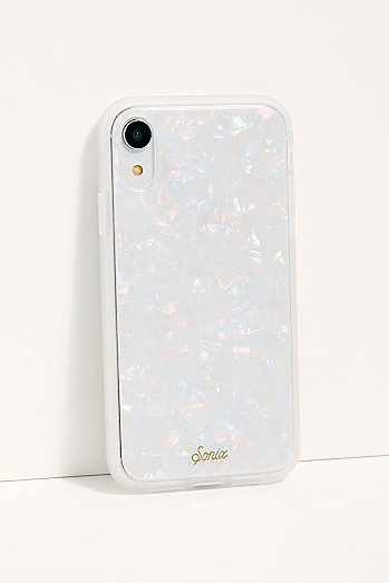 Pearlescent Tort Phone Case