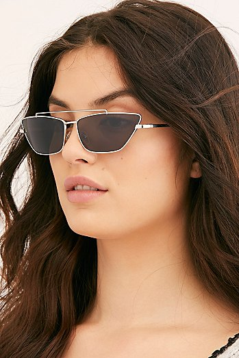 Feelin' Lucky Aviator Sunglasses